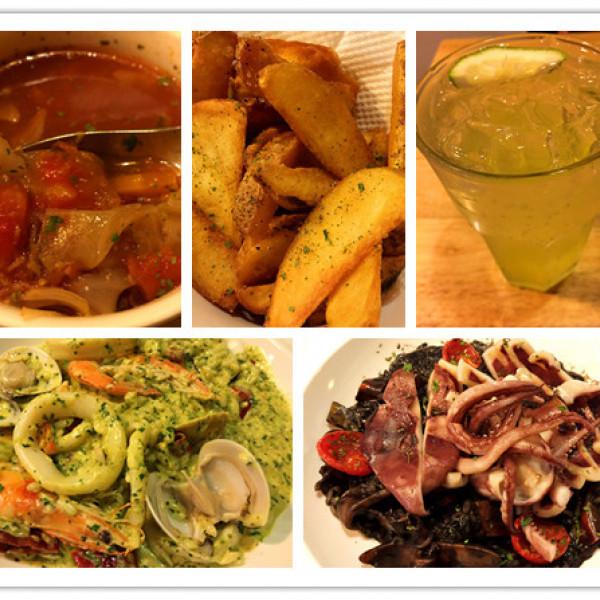 台北市 美食 餐廳 異國料理 義式料理 Big Pancia 大肚皮義式餐坊