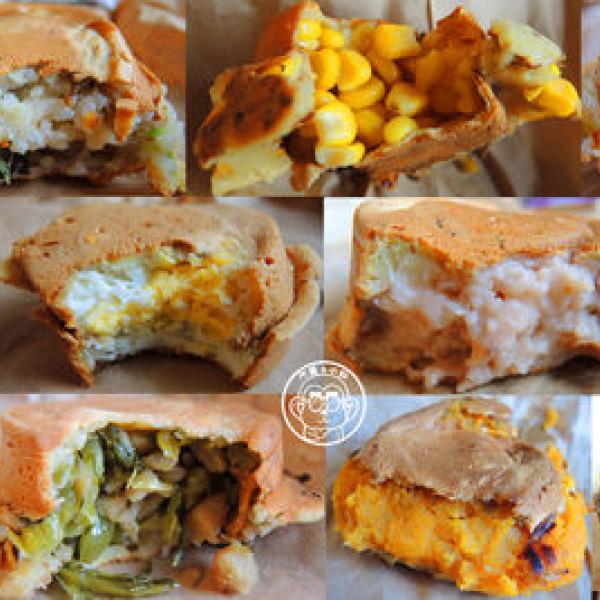新北市 美食 攤販 甜點、糕餅 太極鰲車輪餅