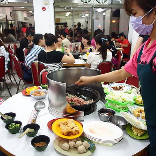 台北市 美食 餐廳 火鍋 沙茶、石頭火鍋 松江自助火鍋城