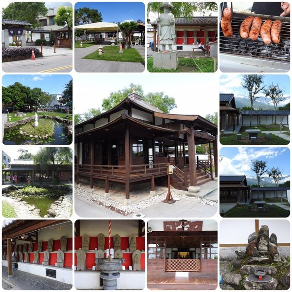 花蓮縣 休閒旅遊 景點 古蹟寺廟 吉安慶修院