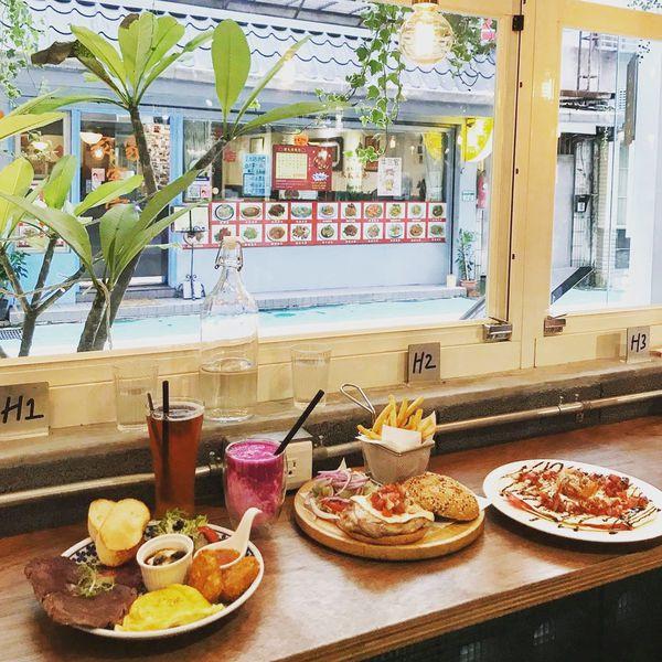 台北市 美食 餐廳 異國料理 美式料理 鄰居家 NEXT DOOR (永康店)