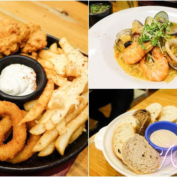 台北市 美食 餐廳 異國料理 Dundas St. Mini 登打士街/台北店