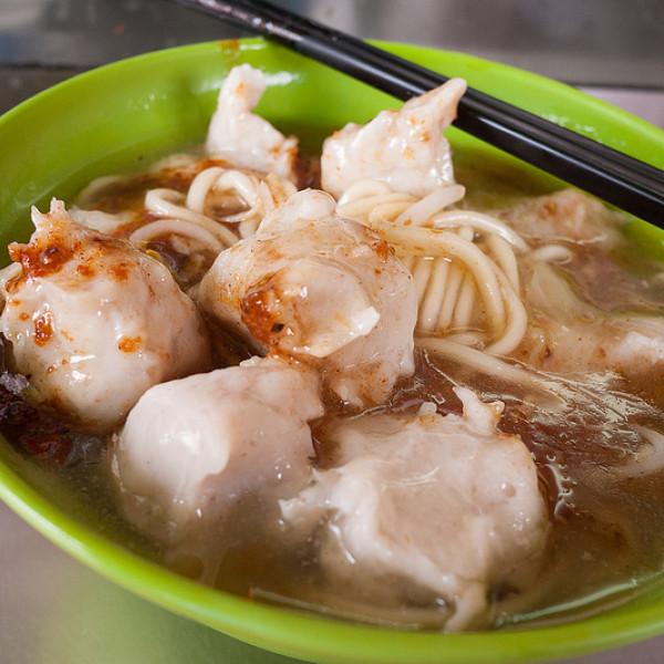 台南市 美食 餐廳 中式料理 小吃 下大道旗魚羹