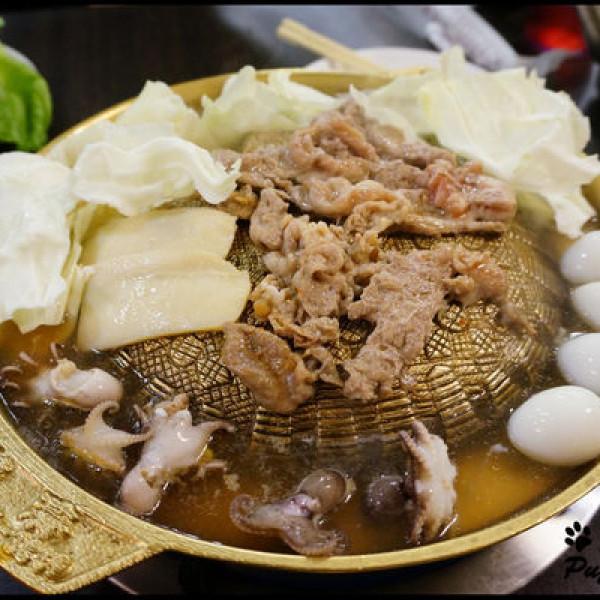 台北市 美食 餐廳 異國料理 韓式料理 圓運韓國銅盤烤肉