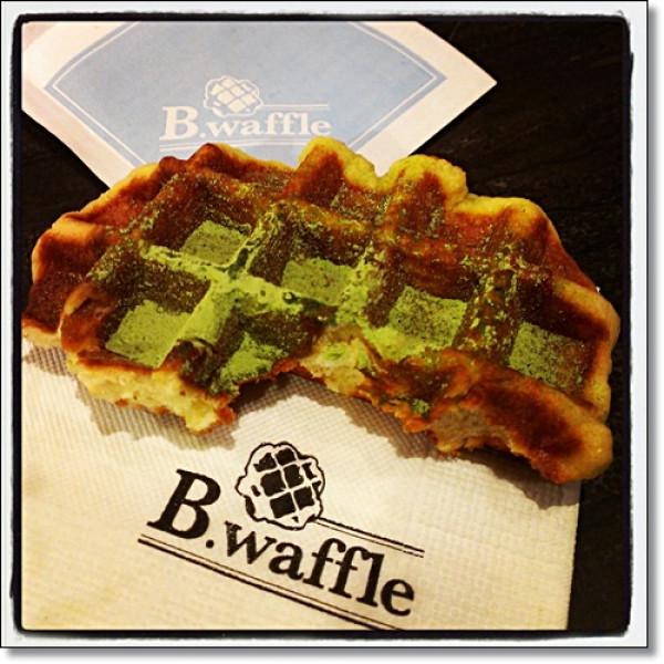 台北市 美食 餐廳 飲料、甜品 飲料、甜品其他 B. waffle @ eslite