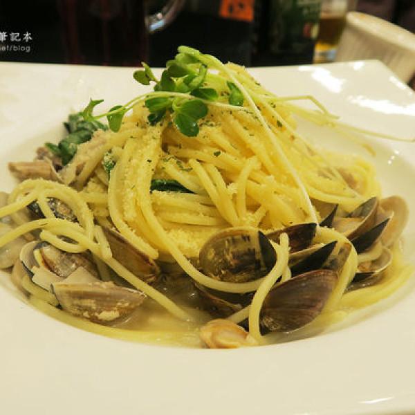 台北市 美食 餐廳 異國料理 義式料理 O'LA PASTA & BAR 喔啦義大利麵&吧