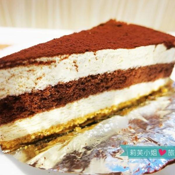 台北市 美食 餐廳 烘焙 蛋糕西點 提拉米蘇精緻蛋糕