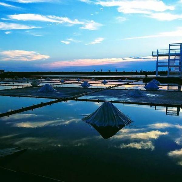台南市 觀光 觀光景點 井仔腳瓦盤鹽田
