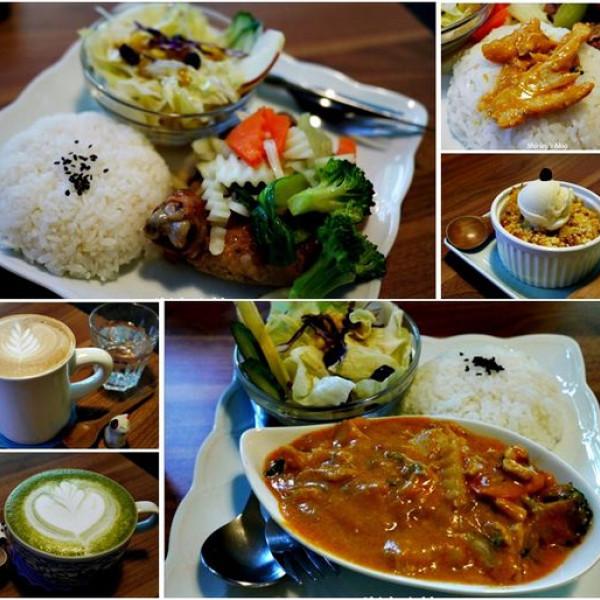 台北市 美食 餐廳 異國料理 多國料理 微客棧咖啡館