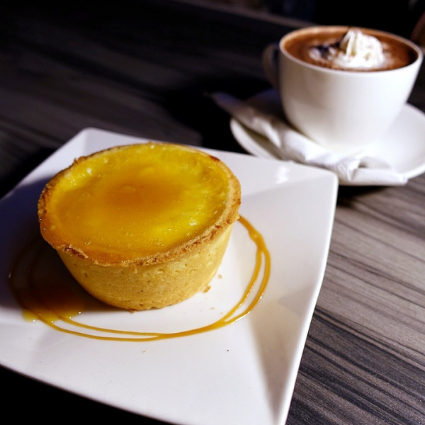 台北市 美食 餐廳 咖啡、茶 巴黎米 Cafe 8mm
