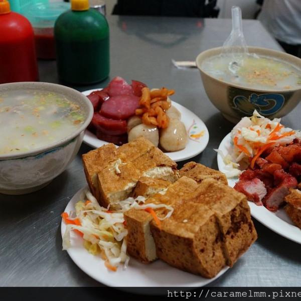 台中市 美食 攤販 台式小吃 第五市場蚵仔粥
