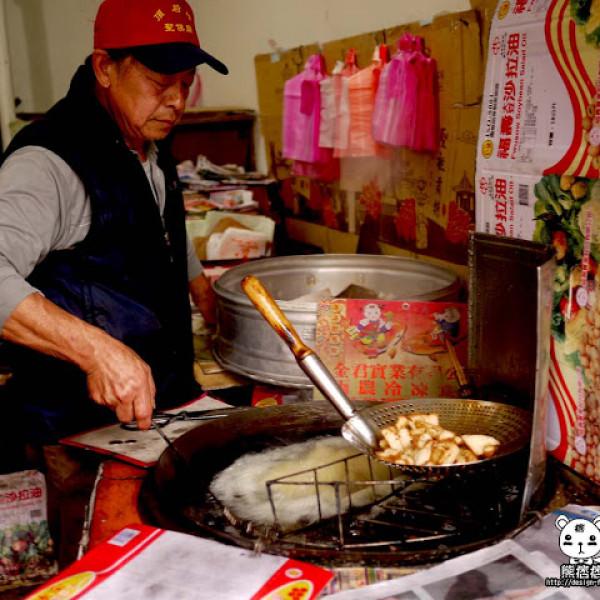 金門縣 美食 攤販 台式小吃 金門鹹粿