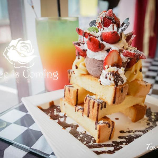 台北市 美食 餐廳 異國料理 Alice Is Coming 來自愛麗絲