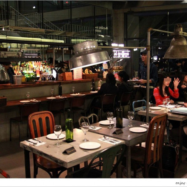 台北市 美食 餐廳 異國料理 義式料理 Al Cicchetto 義麵坊小酒館 (松菸誠品)