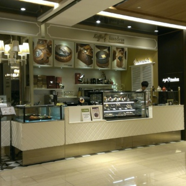 新北市 美食 餐廳 異國料理 異國料理其他 Kaffee Amadeus 阿瑪迪斯咖啡館 (板橋大遠百店)