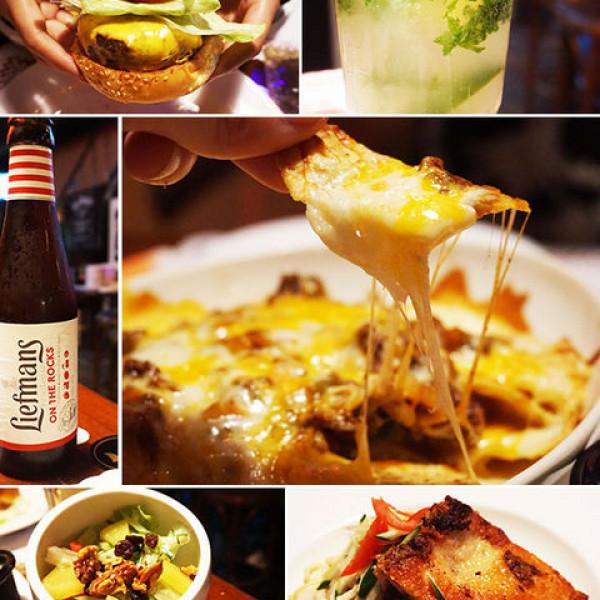台南市 美食 餐廳 飲酒 Lounge Bar Willy's Grill 葳苙二壘