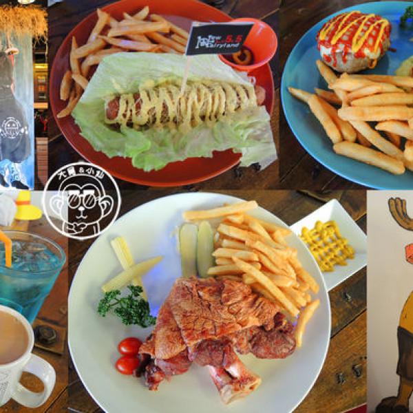 台中市 美食 餐廳 異國料理 美式料理 LV5.5新人類樂園