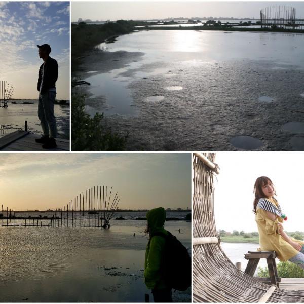 雲林縣 休閒旅遊 景點 海邊港口 成龍濕地
