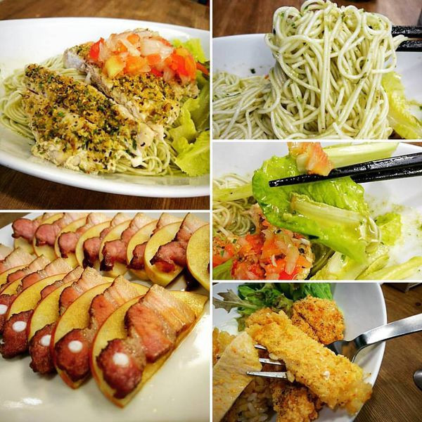 高雄市 美食 餐廳 異國料理 迪波波藝食館