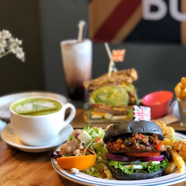 台中市 美食 餐廳 速食 漢堡、炸雞速食店 Burger Bus 漢堡巴士