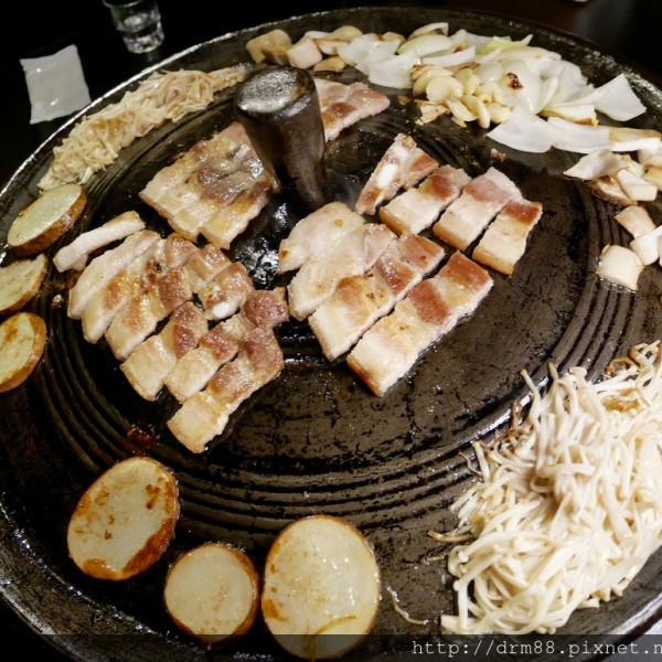 台北市 美食 餐廳 異國料理 韓式料理 韓江烤肉 (敦化店)
