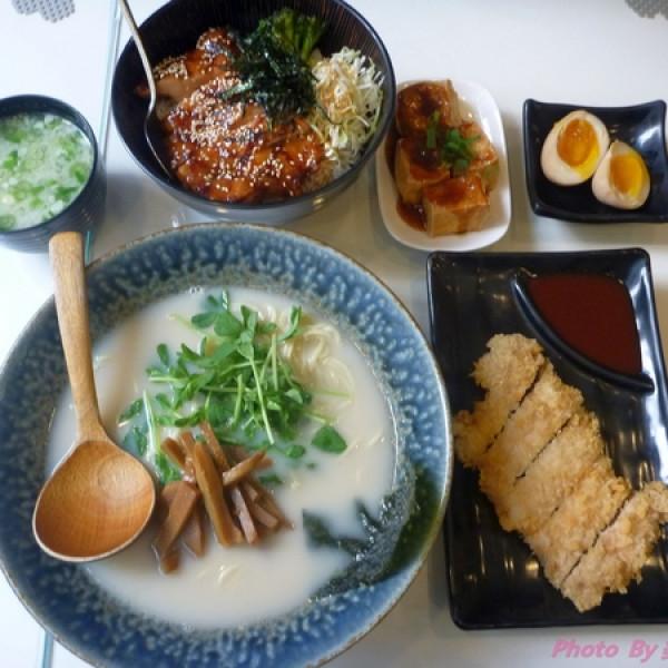 台北市 美食 餐廳 異國料理 日式料理 龍丼亭
