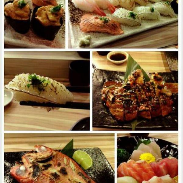 新北市 美食 餐廳 異國料理 日式料理 旬采壽司
