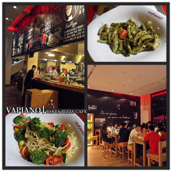 台中市 美食 餐廳 異國料理 義式料理 Vapiano Taichung 1