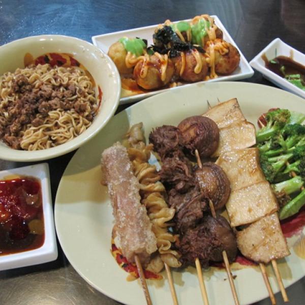 高雄市 美食 餐廳 素食 昱川素食燒烤