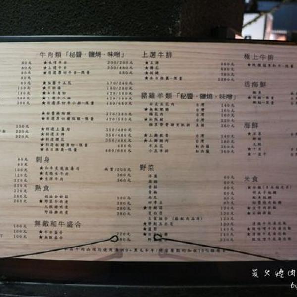 台北市 美食 餐廳 餐廳燒烤 燒肉 炭火燒肉 無敵 Muteki