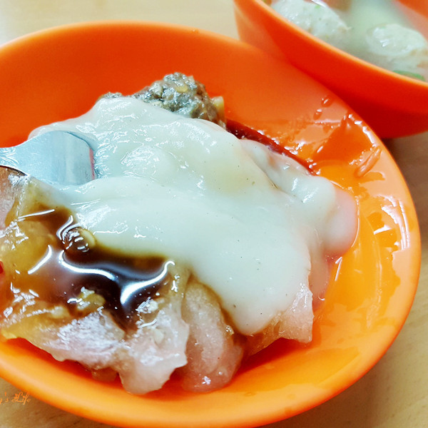 台中市 美食 餐廳 中式料理 小吃 肉圓婆