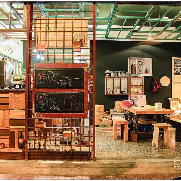 台北市 美食 餐廳 咖啡、茶 無名黑鐵咖啡