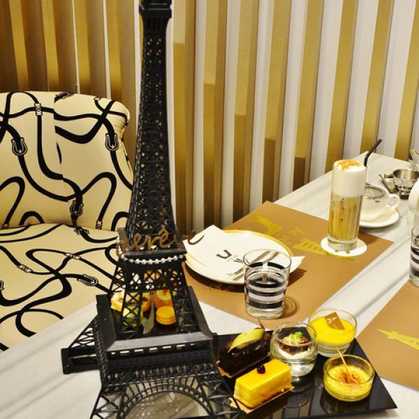 台中市 美食 餐廳 咖啡、茶 德爾芙餐廳 de rêve café (民權店)