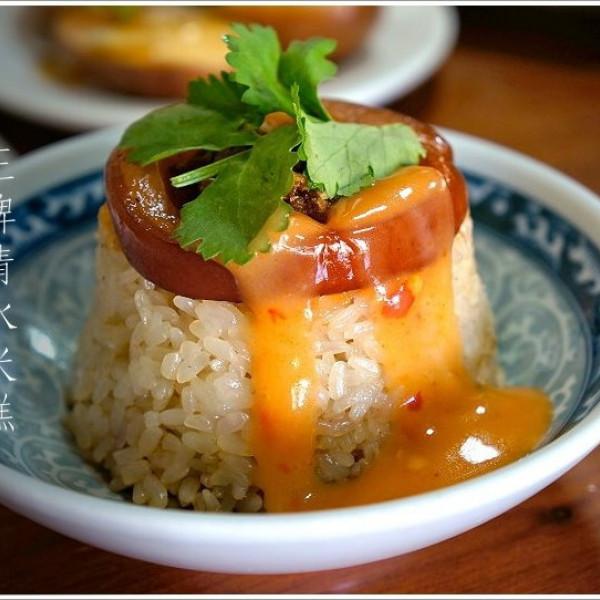 台中市 美食 餐廳 中式料理 王牌清水米糕