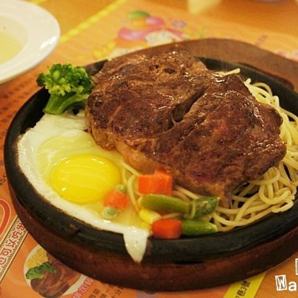 台中市 美食 餐廳 異國料理 美式料理 吼牛排 (台中店)