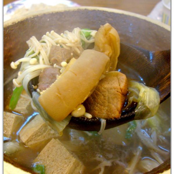 台南市 美食 餐廳 火鍋 羊肉爐 鄉野炭燒羊肉爐 (台南永華路)