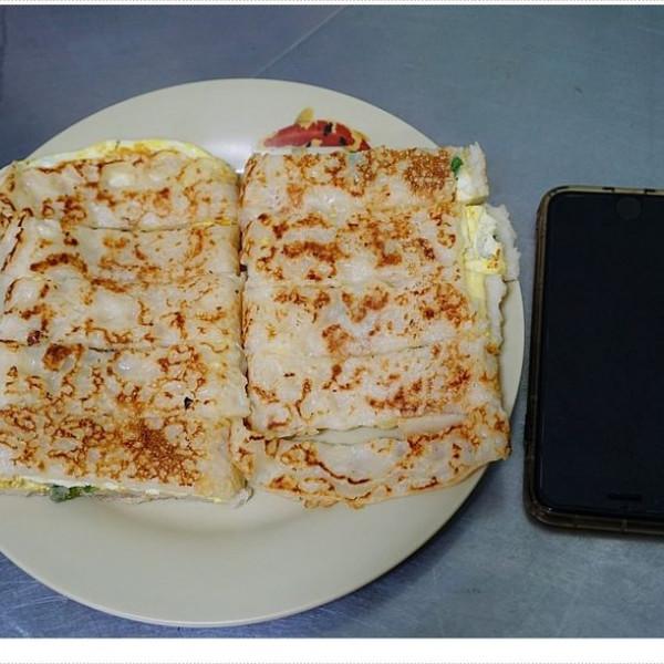 台南市 美食 餐廳 中式料理 中式早餐、宵夜 阿公阿婆蛋餅