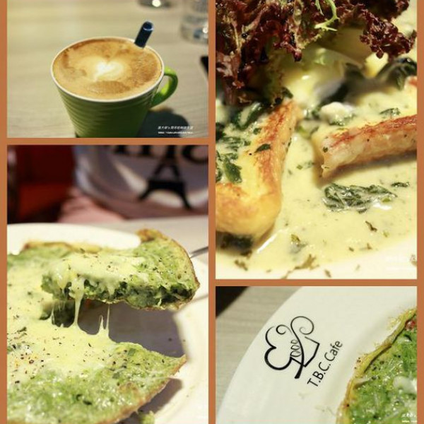 台北市 美食 餐廳 咖啡、茶 咖啡館 T.B.C. Cafe  緒
