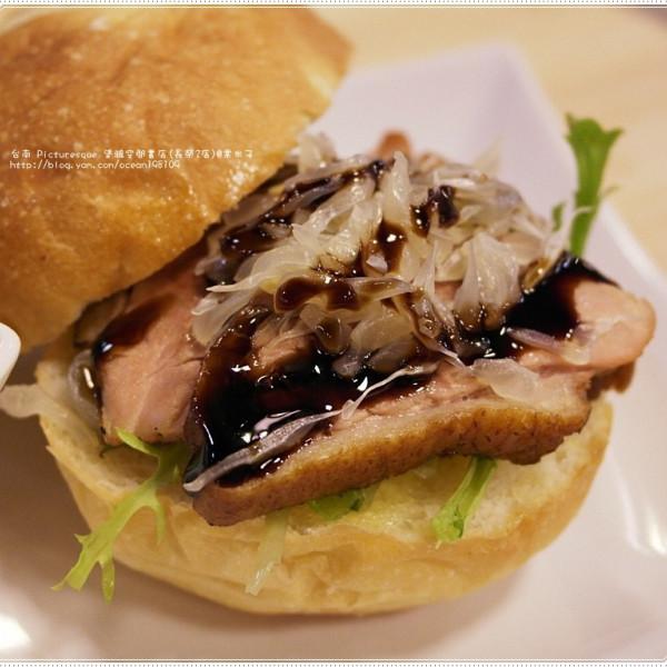 台南市 美食 餐廳 飲料、甜品 飲料、甜品其他 塗鴉空間書店長榮店