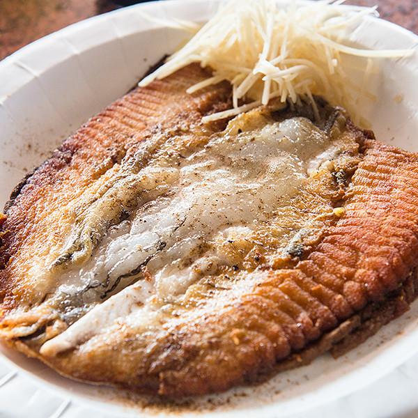 台南市 美食 餐廳 中式料理 小吃 阿月虱目魚