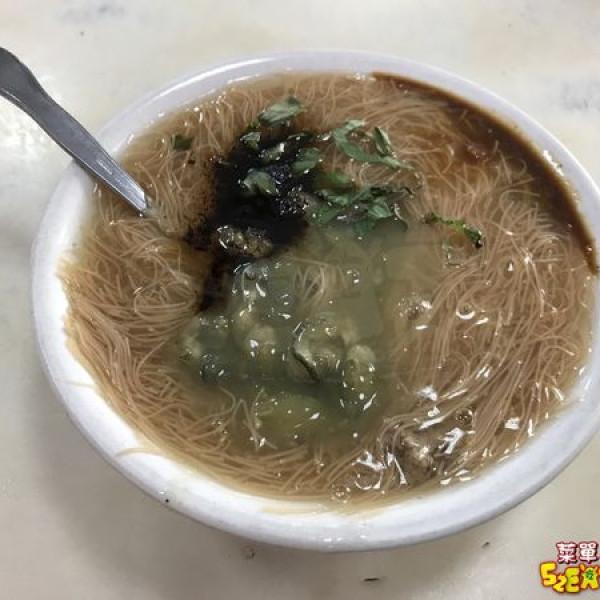 台中市 美食 攤販 麵線 正老牌麵線糊
