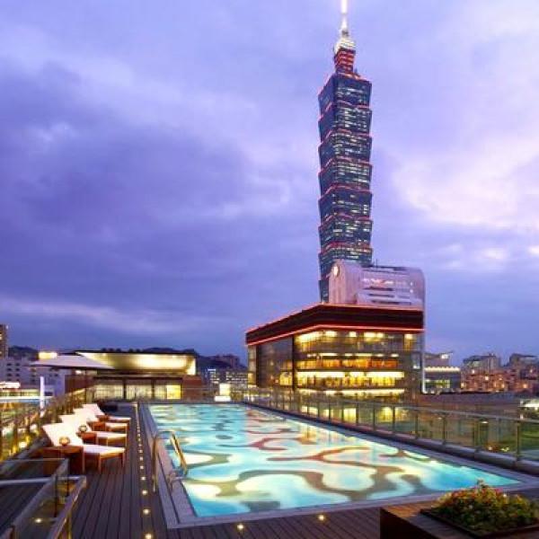 台北市 休閒旅遊 住宿 觀光飯店 寒舍艾麗酒店(交觀業字第1382號)