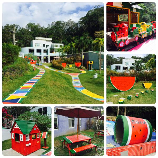 新竹縣 休閒旅遊 景點 主題樂園 西瓜莊園