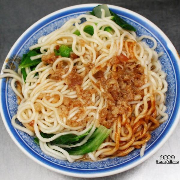 台南市 美食 攤販 台式小吃 明月麵店