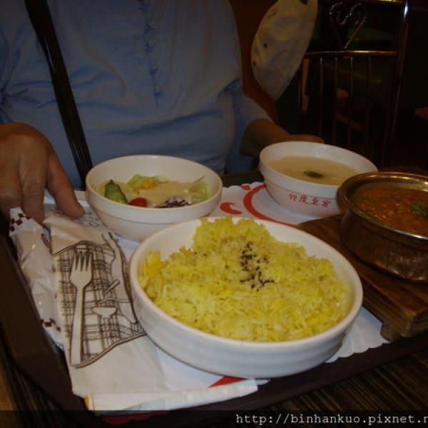 台北市 美食 餐廳 異國料理 印度料理 印度皇宮 (台北美麗華大直店)