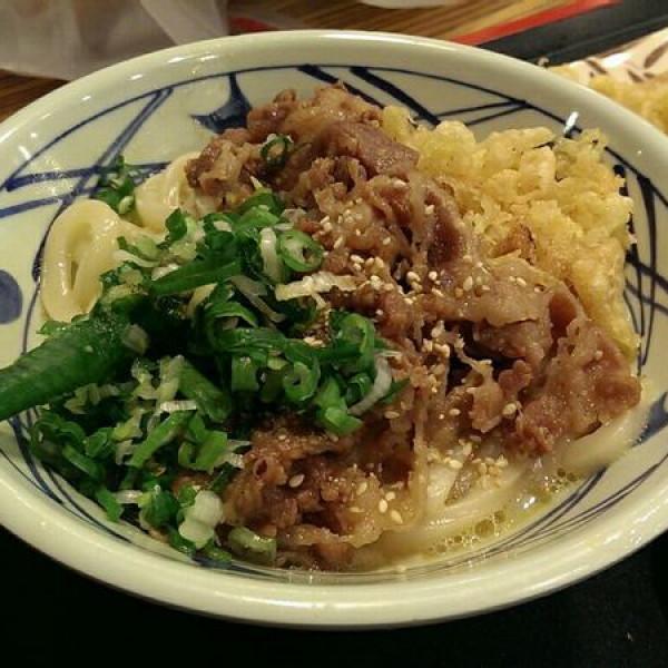 台北市 美食 餐廳 異國料理 日式料理 丸龜製麵 (丸龜3號店 新光三越站前館)