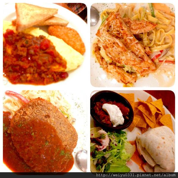 台北市 美食 餐廳 異國料理 美式料理 中西美食 Grandma Nitti's Kitchen