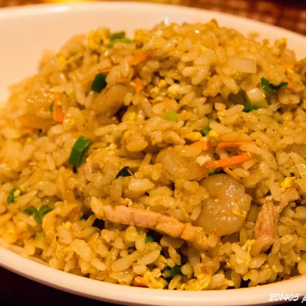 台北市 美食 餐廳 中式料理 小吃 艋舺阿龍炒飯專門店