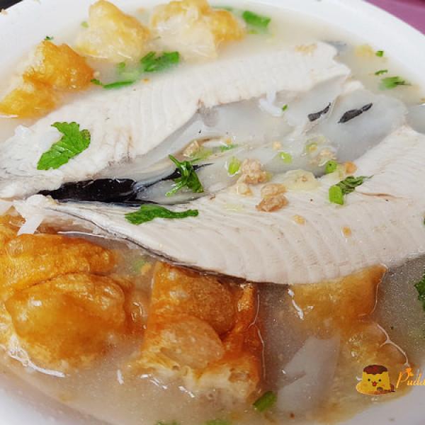 台南市 美食 攤販 台式小吃 阿星鹹粥