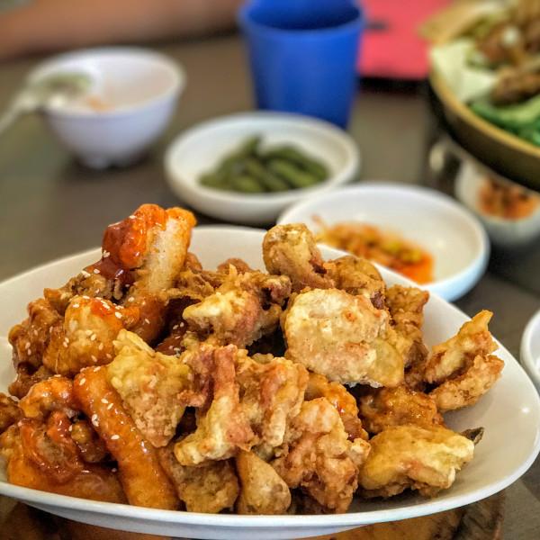 高雄市 美食 餐廳 異國料理 韓式料理 韓昭園韓式料理